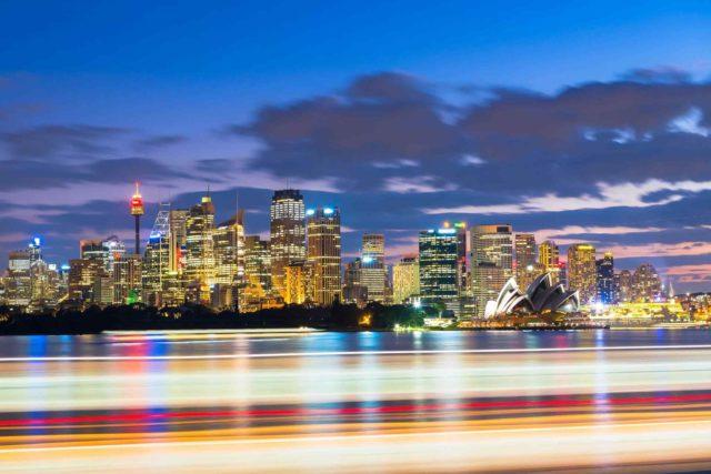 Sydney TGT