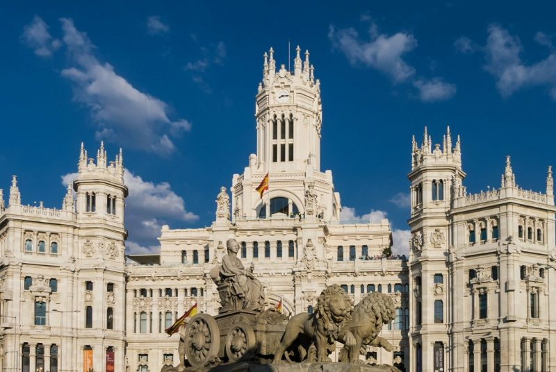 Madrid Travel Granada Tour