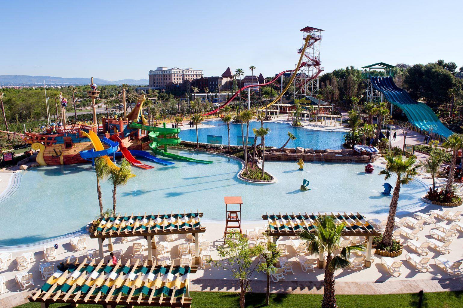 Aquatic PortAventura Park Travel Granada Tour