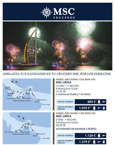 Promoción Cruceros TGT
