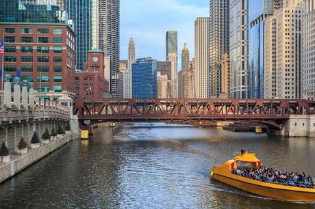 Crucero Chicago