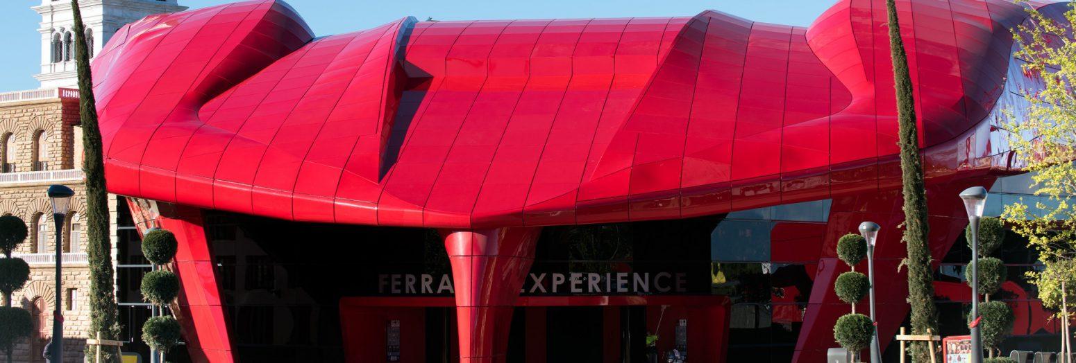 Ferrari Land Experience Travel Granada Tour