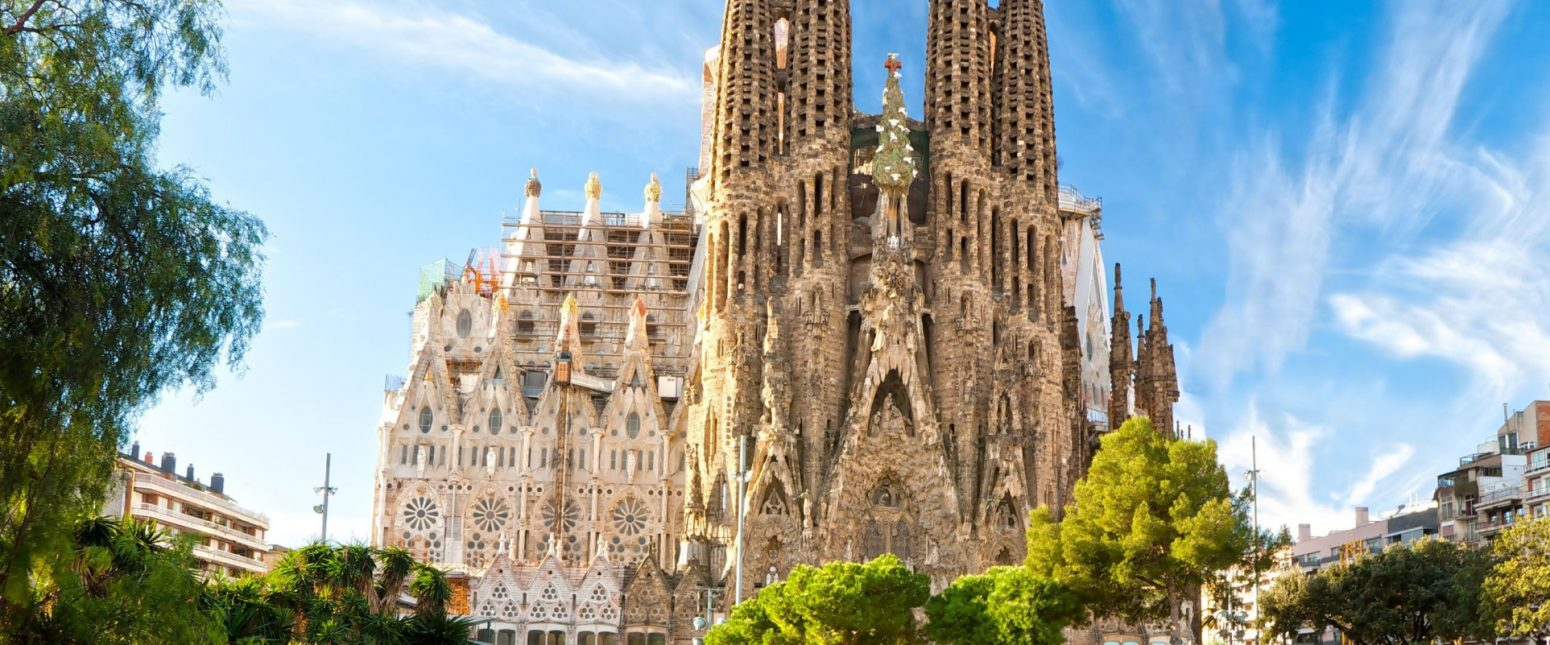 Sagrada Familia Barcelona Travel Granada Tour